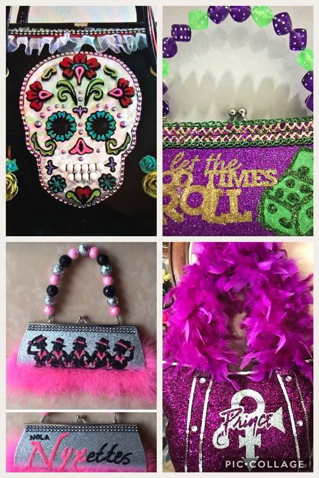 Krewe of Nyx purses